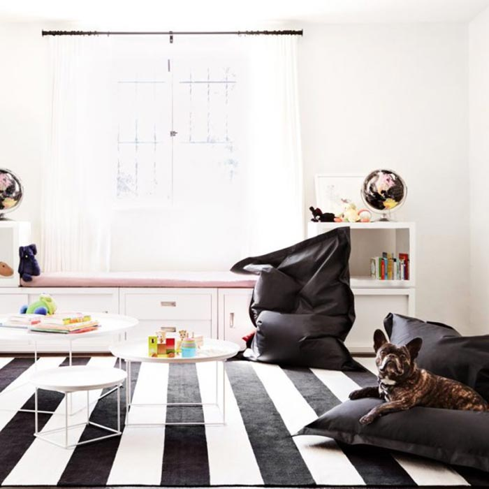interior design suitable for pets 1 - طراحی دکوراسیون داخلی برای آنها که حیوانات خانگی دارند