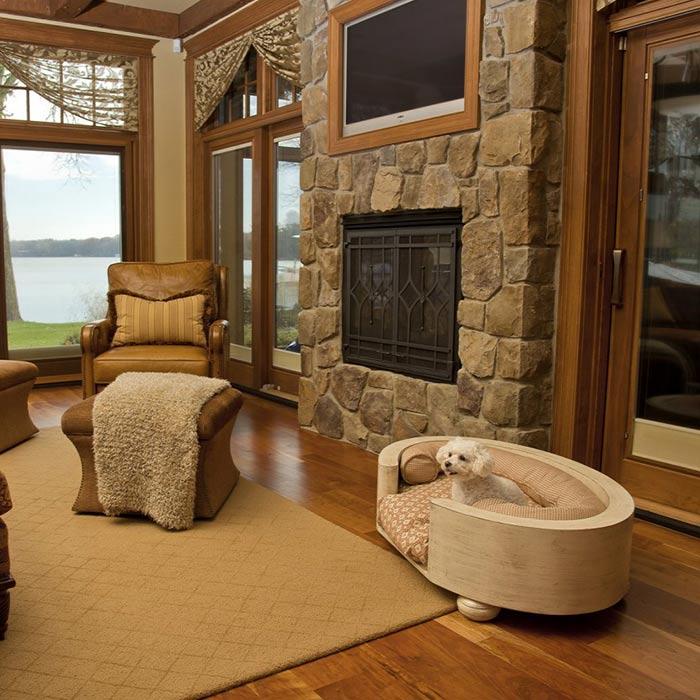 interior design suitable for pets 12 - طراحی دکوراسیون داخلی برای آنها که حیوانات خانگی دارند