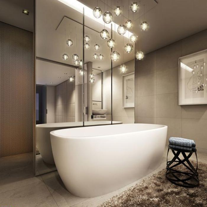 lighting in interior design 14 - نورپردازي در دكوراسيون داخلي