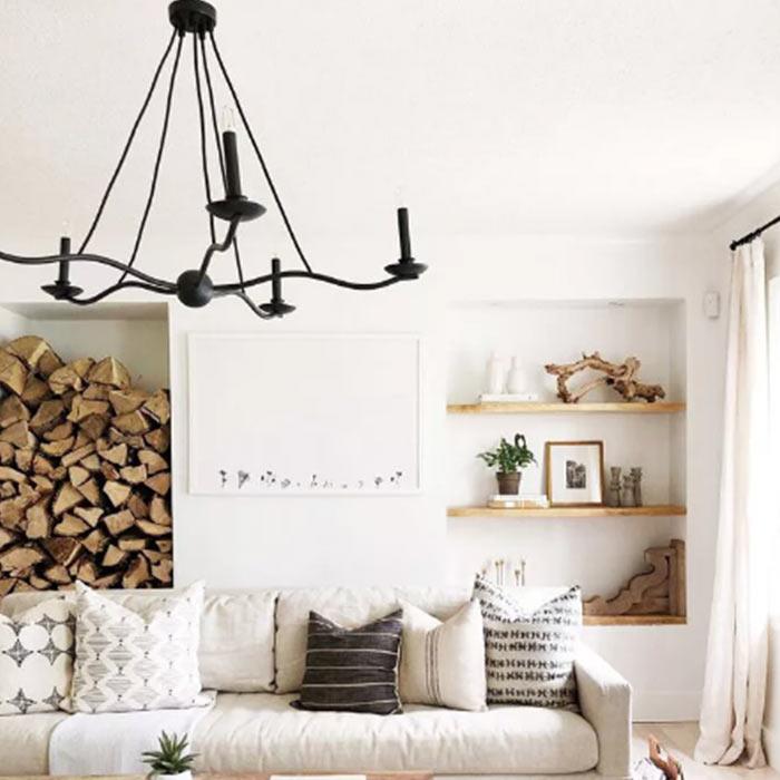 lighting in interior design 20 - نورپردازي در دكوراسيون داخلي