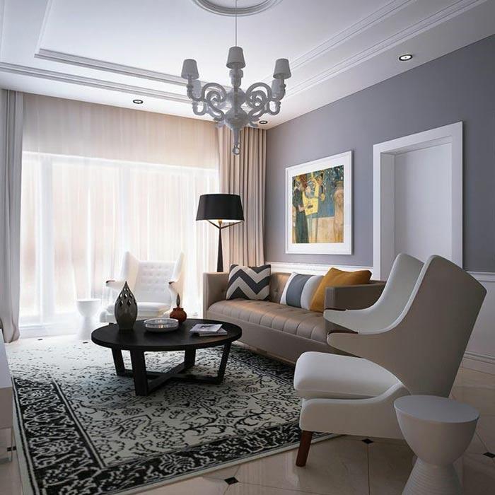 lighting in interior design 3 - نورپردازي در دكوراسيون داخلي