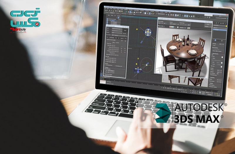 slider 3d slider 3dmax 7 - آموزش تری دی مکس   3D Max