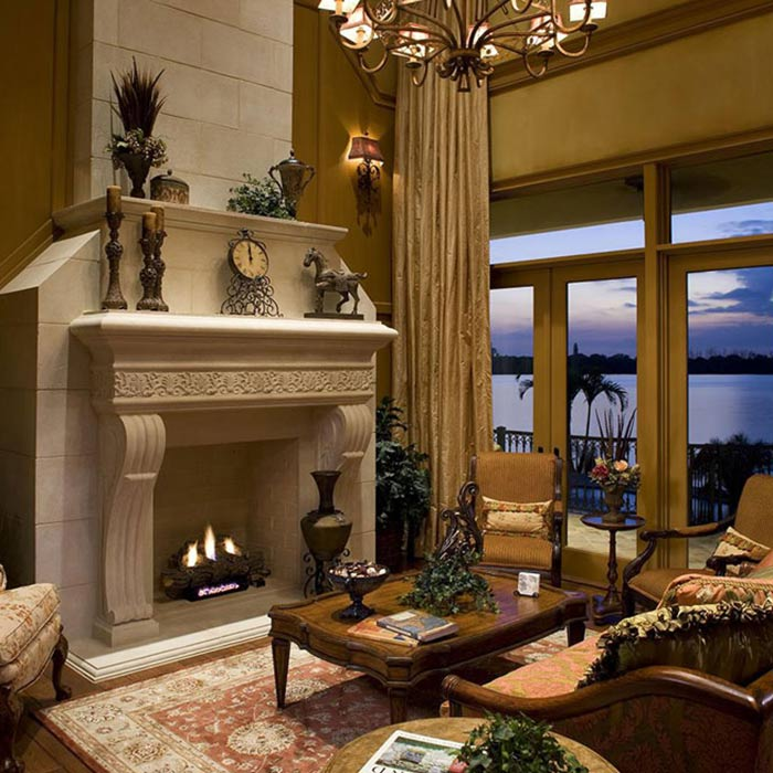spanish interior 11 - طراحی دکوراسیون داخلی به سبک اسپانیایی