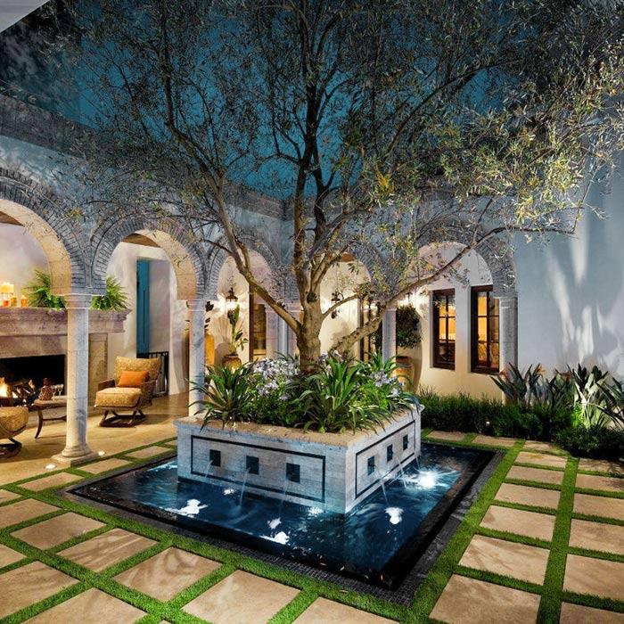 spanish interior 12 - طراحی دکوراسیون داخلی به سبک اسپانیایی
