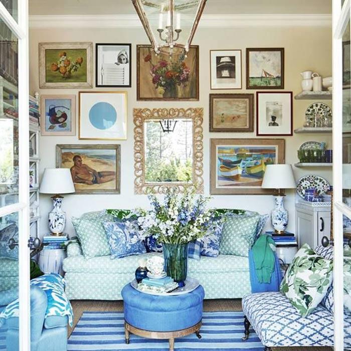 spanish interior 5 - طراحی دکوراسیون داخلی به سبک اسپانیایی