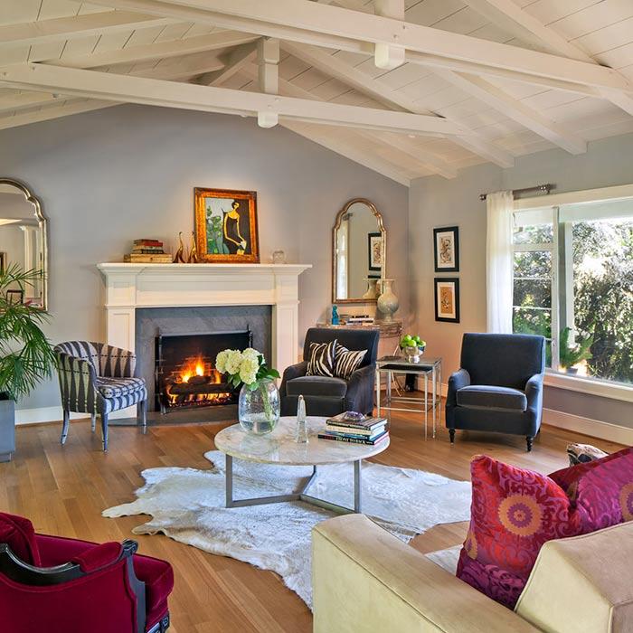 traditional interior 1 - طراحی دکوراسیون داخلی به سبک تردیشنال