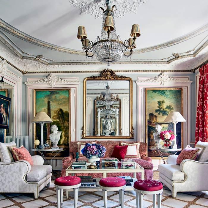 traditional interior 2 - طراحی دکوراسیون داخلی به سبک تردیشنال