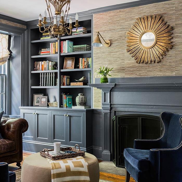 traditional interior 3 - طراحی دکوراسیون داخلی به سبک تردیشنال