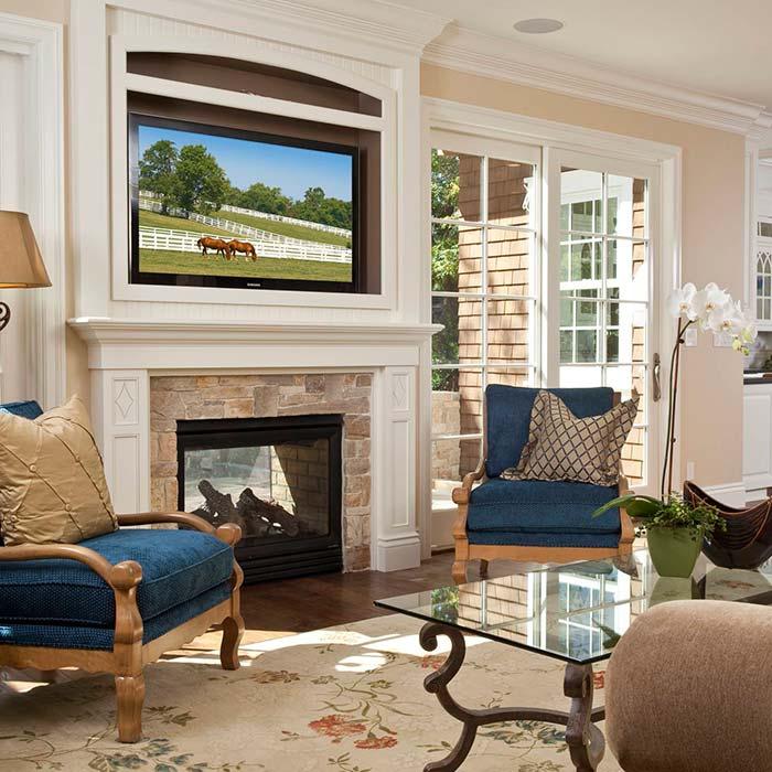 traditional interior 5 - طراحی دکوراسیون داخلی به سبک تردیشنال