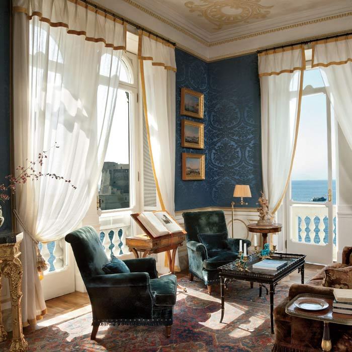 traditional interior 7 - طراحی دکوراسیون داخلی به سبک تردیشنال