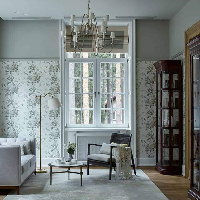 traditional interior gallery1 - طراحی دکوراسیون داخلی به سبک تردیشنال