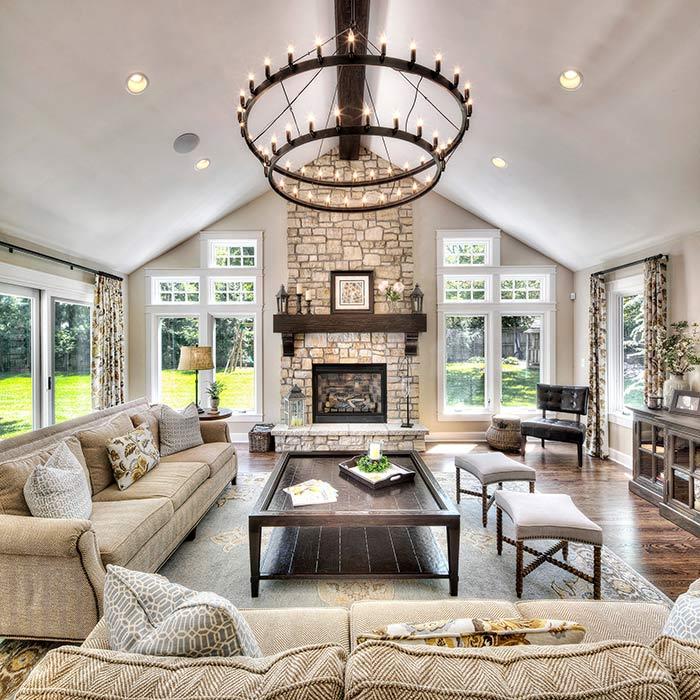 traditional interior gallery3 - طراحی دکوراسیون داخلی به سبک تردیشنال