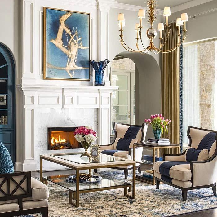 traditional interior gallery4 - طراحی دکوراسیون داخلی به سبک تردیشنال