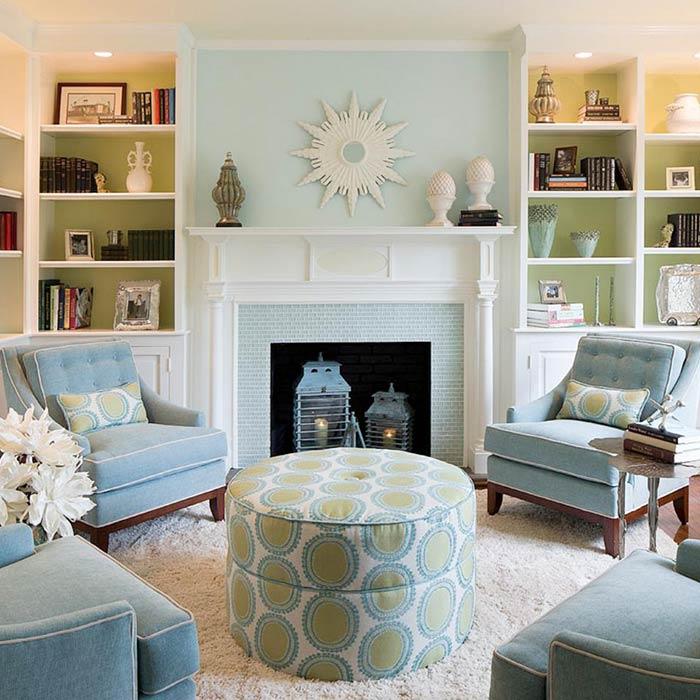 traditional interior gallery5 - طراحی دکوراسیون داخلی به سبک تردیشنال