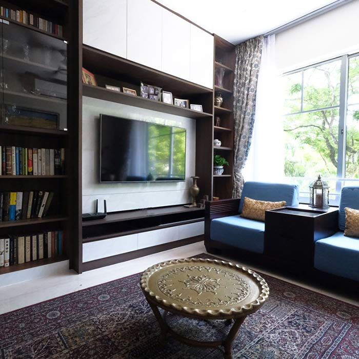 traditional interior gallery8 - طراحی دکوراسیون داخلی به سبک تردیشنال