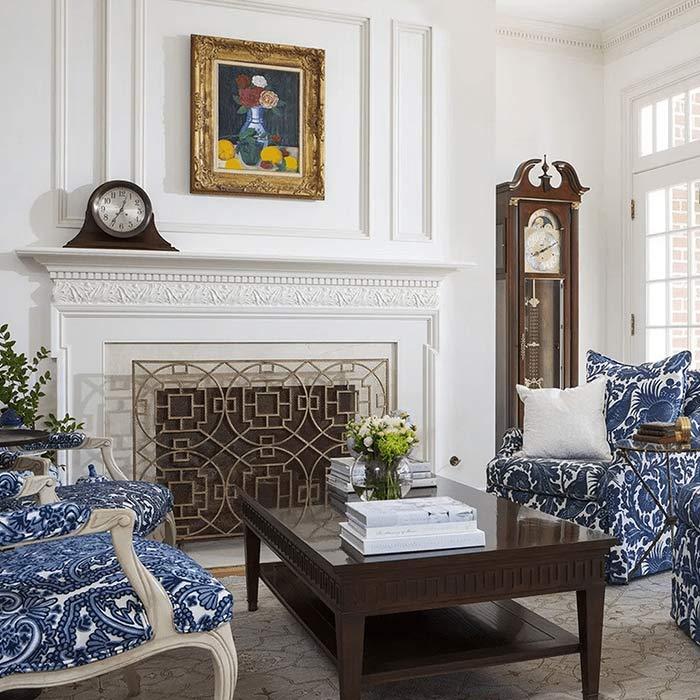 traditional interior gallery9 - طراحی دکوراسیون داخلی به سبک تردیشنال