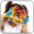 مقاله تاثیر رنگ بر کودکان