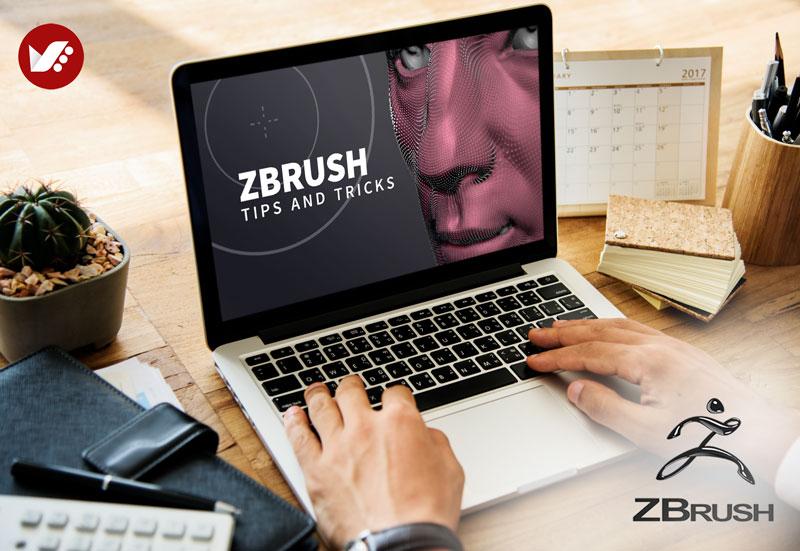 zbrush class pouyaandish class 3 - آموزش زیبراش   Zbrush