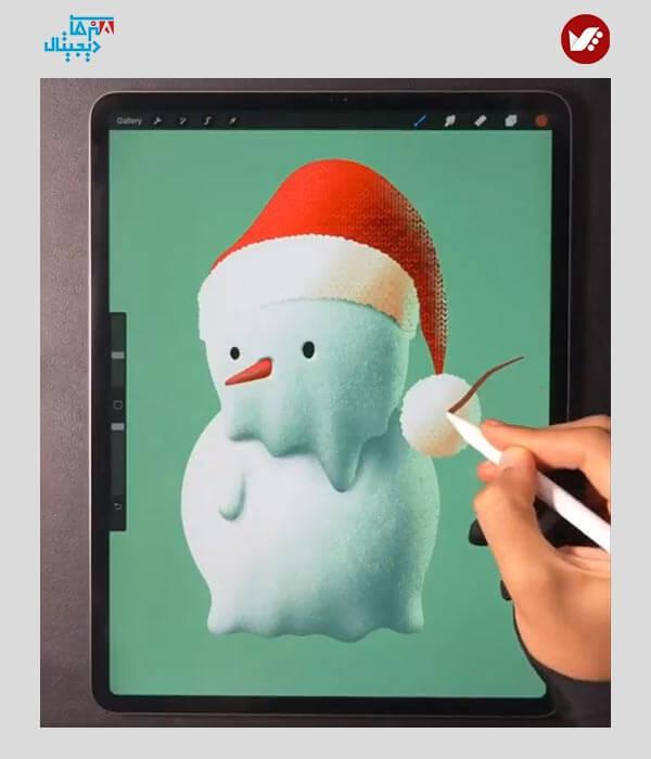 digital painting online class 11 - آموزش آنلاین نقاشی دیجیتال | آموزش مجازی دیجیتال پینتیگ