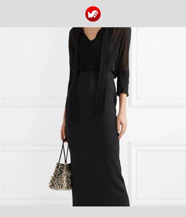 crepe blouse pouyaandish6 - انوع پارچه کرپ