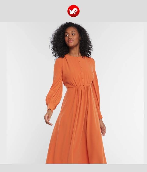 crepe blouse pouyaandish7 - انوع پارچه کرپ