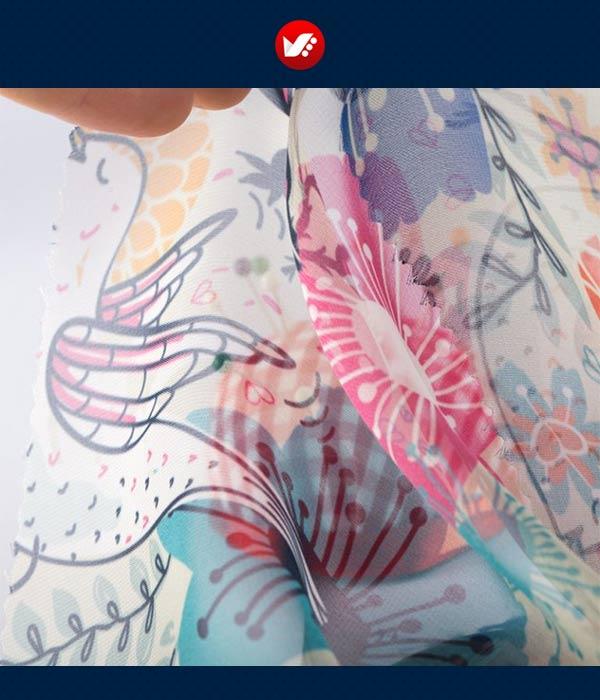 پارچه شیفون برای دوخت لباس مجلسی
