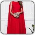 right fabric for evening dresses shakhes 120x120 - اوریگامی در طراحی پوشاک