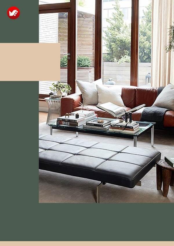 2020 interior design 10 - معرفی پر طرفدارترین سبک های دکوراسیون داخلی در سال 2020