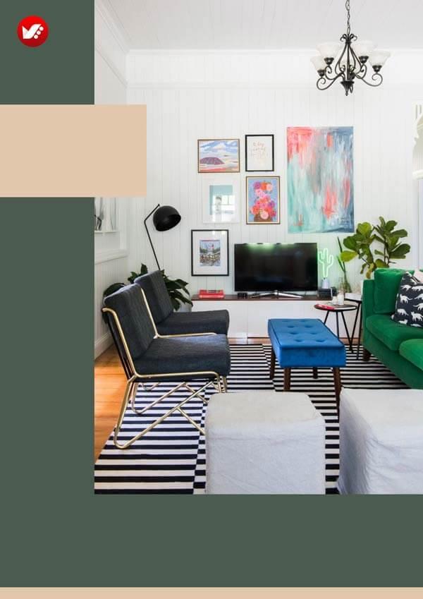 2020 interior design 15 - معرفی پر طرفدارترین سبک های دکوراسیون داخلی در سال 2020
