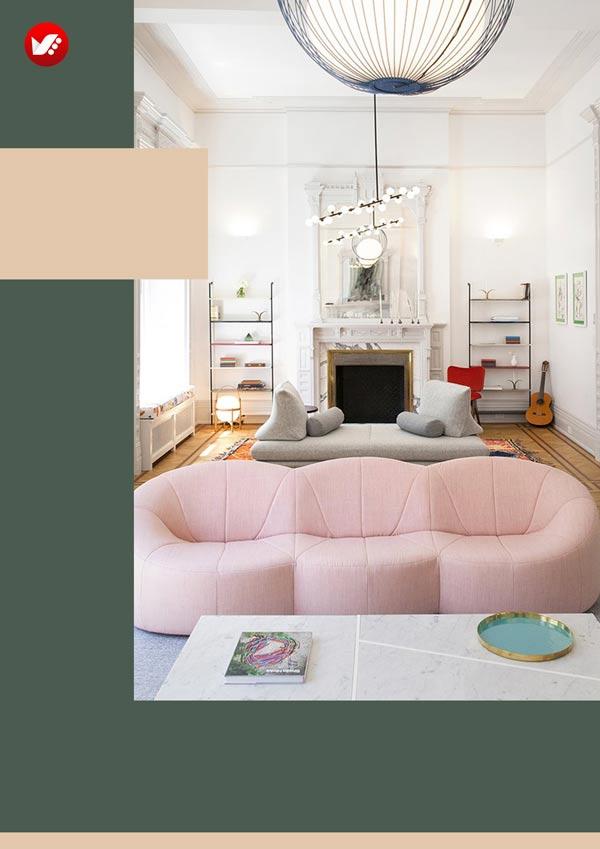 2020 interior design 2 - معرفی پر طرفدارترین سبک های دکوراسیون داخلی در سال 2020
