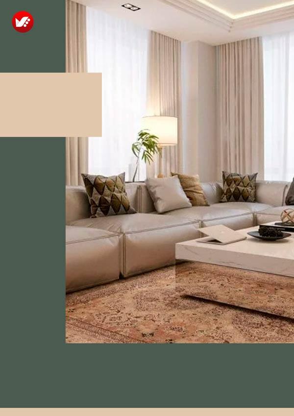 2020 interior design 9 - معرفی پر طرفدارترین سبک های دکوراسیون داخلی در سال 2020
