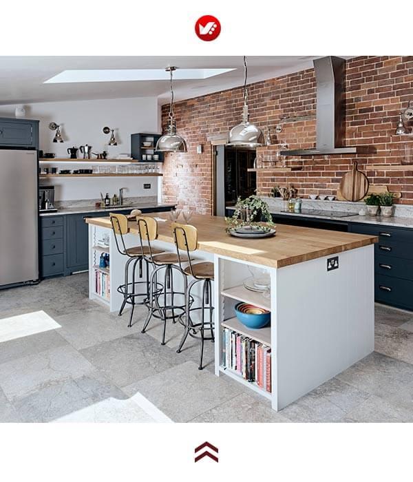 Kitchen trends 2020 10 - جدید ترین ترند های طراحی آشپزخانه در سال 2020