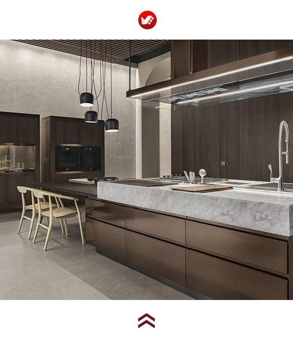Kitchen trends 2020 11 - جدید ترین ترند های طراحی آشپزخانه در سال 2020