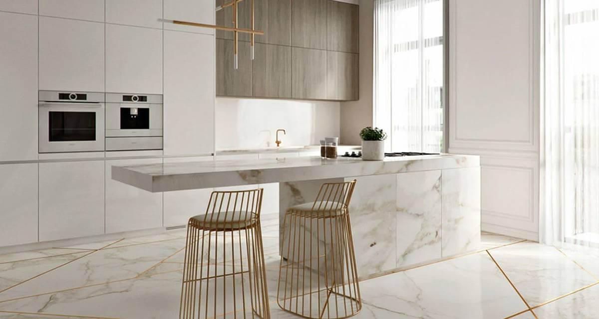 Kitchen trends 2020 14 - جدید ترین ترند های طراحی آشپزخانه در سال 2020