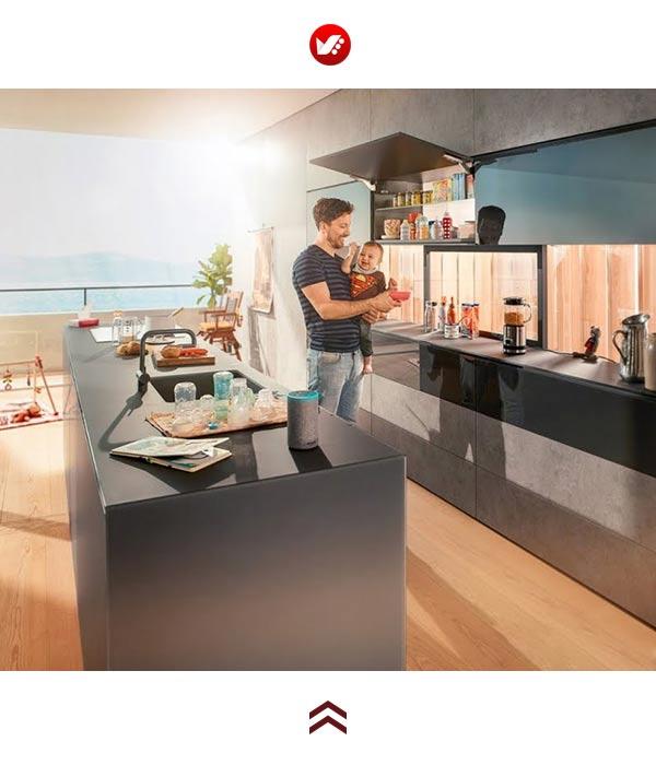 Kitchen trends 2020 2 - جدید ترین ترند های طراحی آشپزخانه در سال 2020