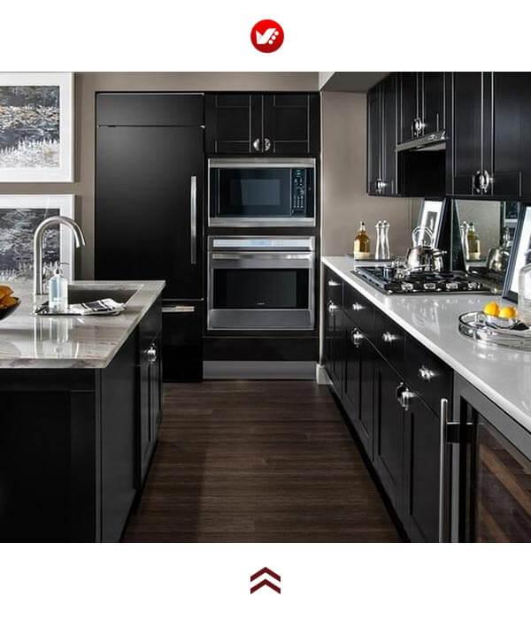 Kitchen trends 2020 3 - جدید ترین ترند های طراحی آشپزخانه در سال 2020
