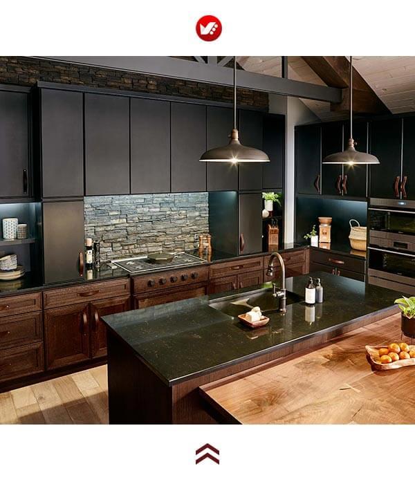 Kitchen trends 2020 5 - جدید ترین ترند های طراحی آشپزخانه در سال 2020
