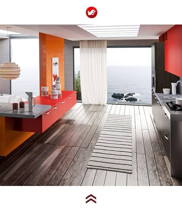 Kitchen trends 2020 7 - جدید ترین ترند های طراحی آشپزخانه در سال 2020