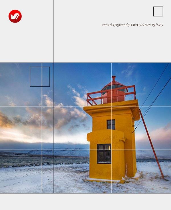composition in photography 3 - کادر بندی در عکاسی