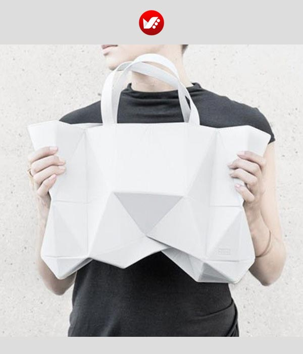 fashion designs inspired by origami 16 - اوریگامی در طراحی پوشاک