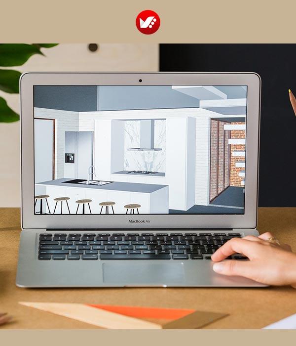 impact of tech on decorasion 3 - تاثیر تکنولوژی های مدرن بر دکوراسیون داخلی