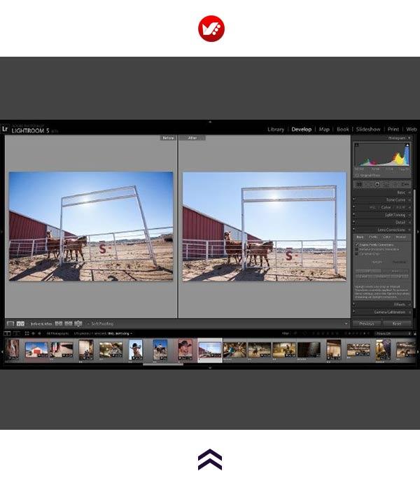 photography software pouyaandish 11 - معرفی نرم افزارهای عکاسی