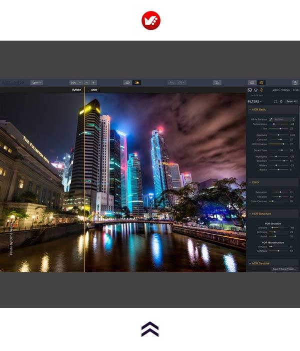 photography software pouyaandish 12 - معرفی نرم افزارهای عکاسی