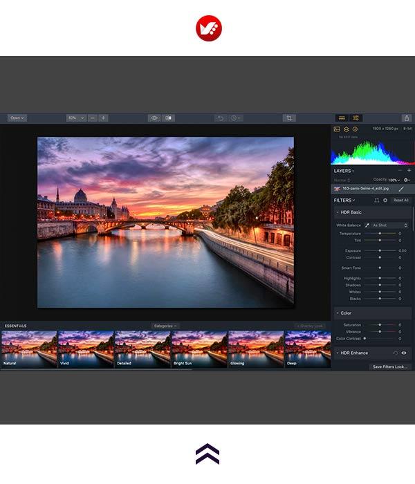 photography software pouyaandish 13 - معرفی نرم افزارهای عکاسی
