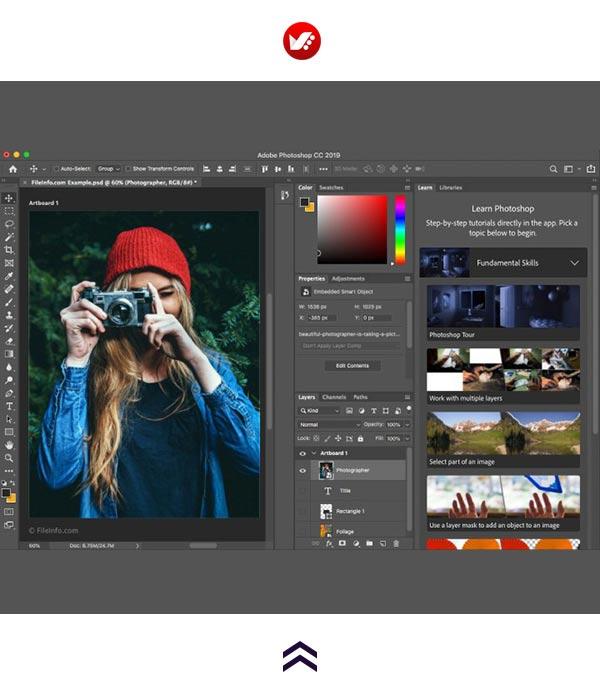 photography software pouyaandish 5 - معرفی نرم افزارهای عکاسی