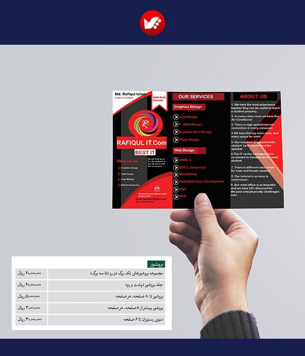 طراحی پوستر با فتوشاپ