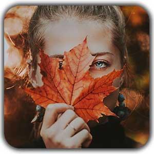 نحوه گرفتن عکس پاییزی جذاب