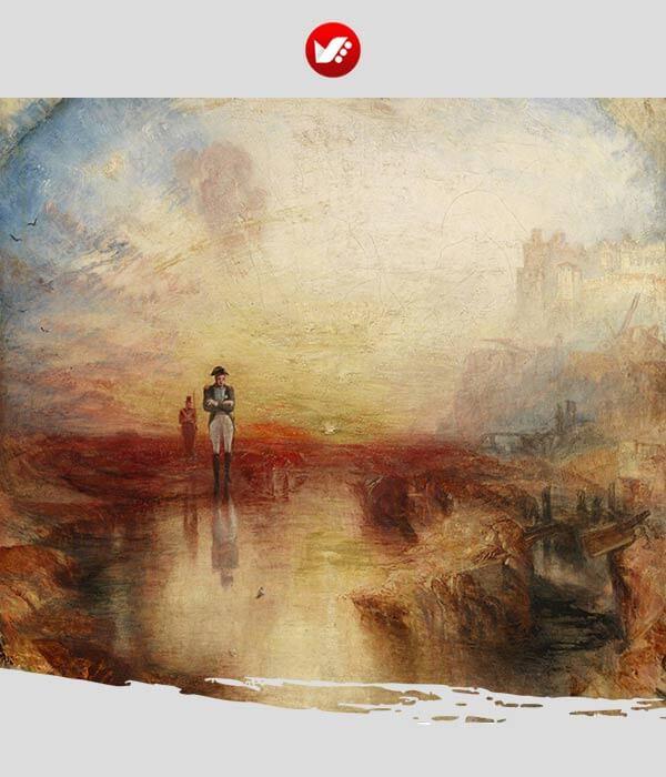 famous painter p 06 - معرفی 10 نقاش بزرگ در جهان که هنوز نامشان زنده است