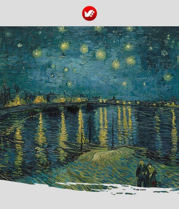 famous painter p 07 - معرفی 10 نقاش بزرگ در جهان که هنوز نامشان زنده است