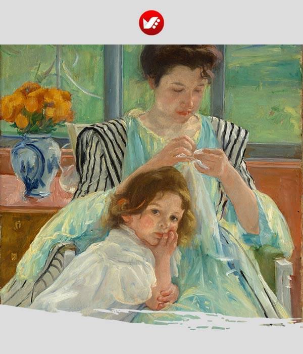 famous painter p 09 - معرفی 10 نقاش بزرگ در جهان که هنوز نامشان زنده است